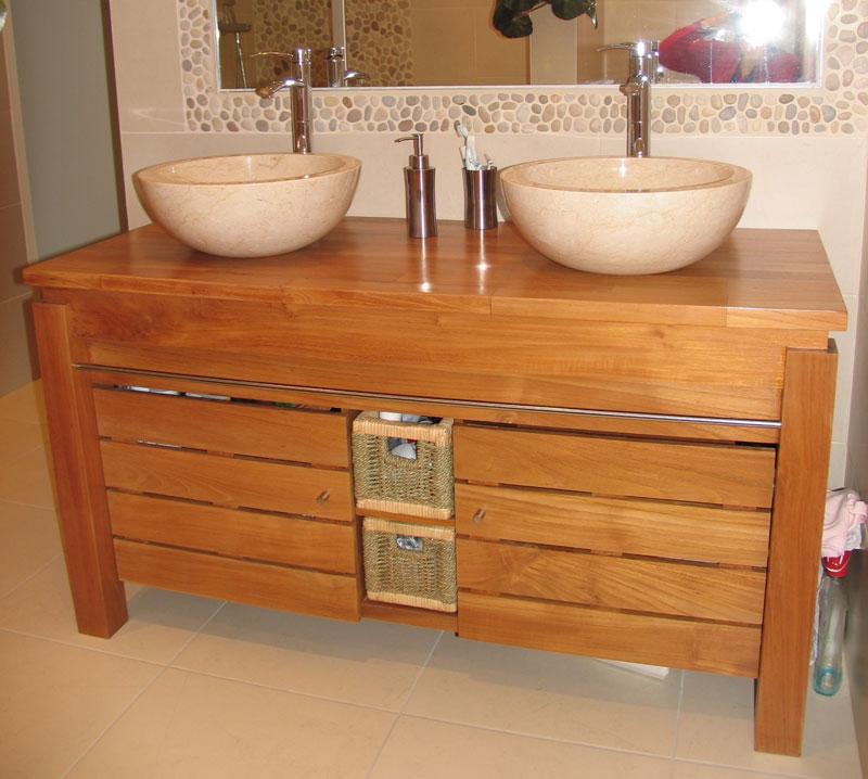 meuble de salle de bain d 39 occasion. Black Bedroom Furniture Sets. Home Design Ideas