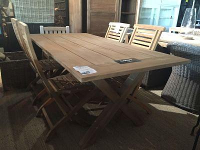 tables la maison du teck meuble et d co en teck. Black Bedroom Furniture Sets. Home Design Ideas