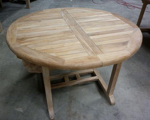 tables de jardin la maison du teck meuble et d co en teck. Black Bedroom Furniture Sets. Home Design Ideas