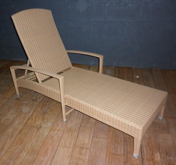 Chaises longues la maison du teck meuble et d co en teck - La chaise longue la part dieu ...